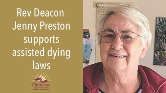 Rev Deacon Jenny Preston